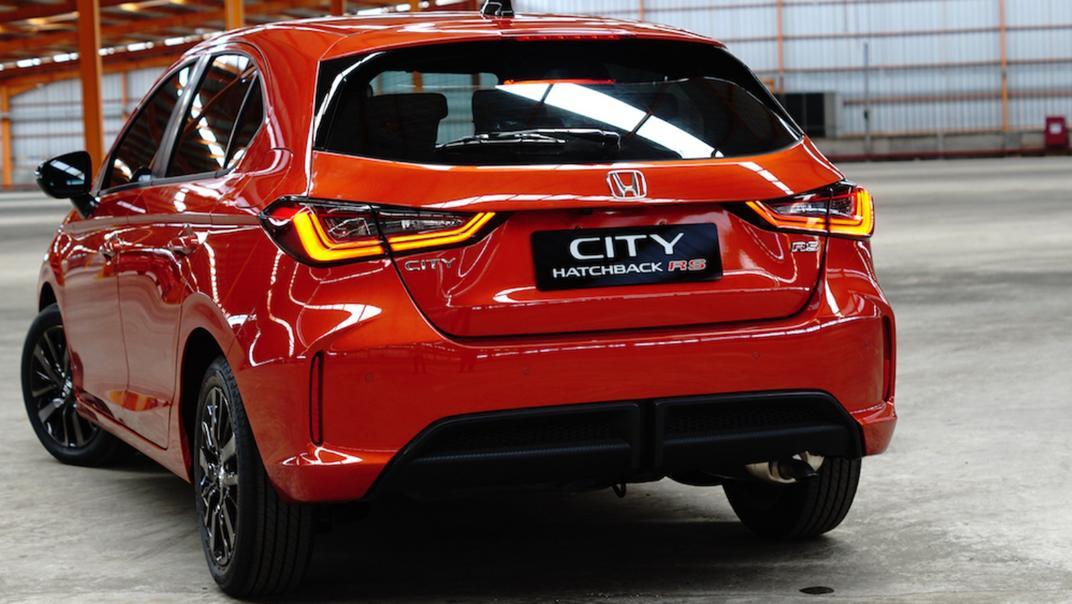 2021 Honda City Hatchback Exterior 016