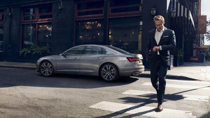 Audi A6 2019 Exterior 009