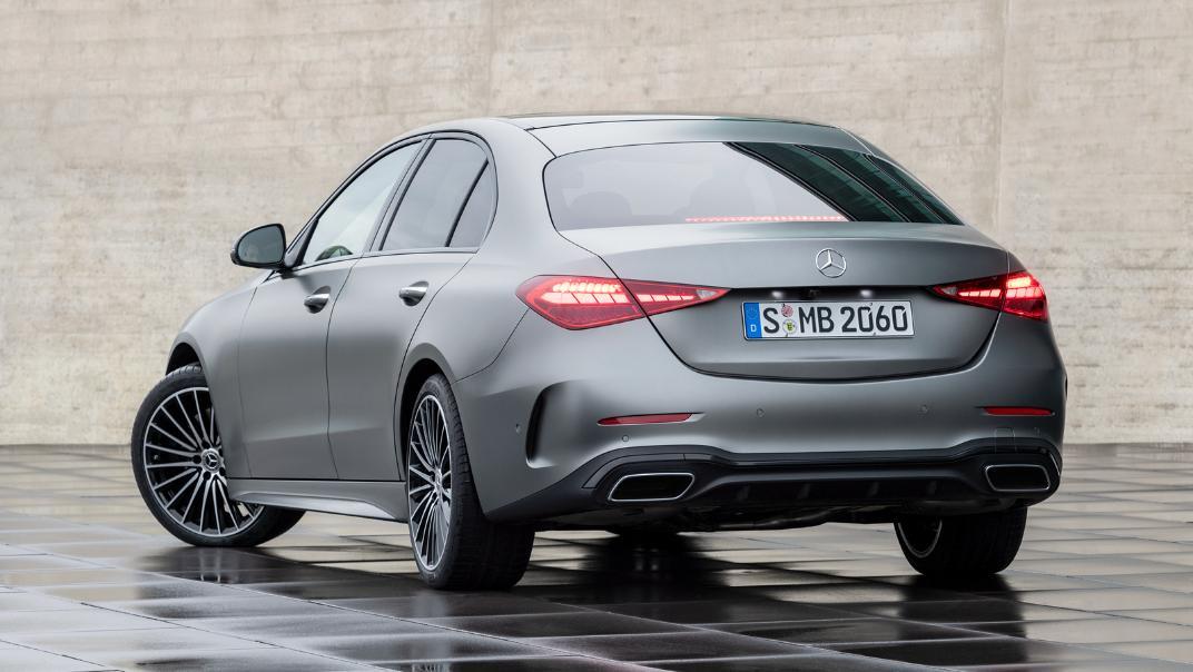 2021 Mercedes-Benz C-Class W206 Upcoming Version Exterior 038