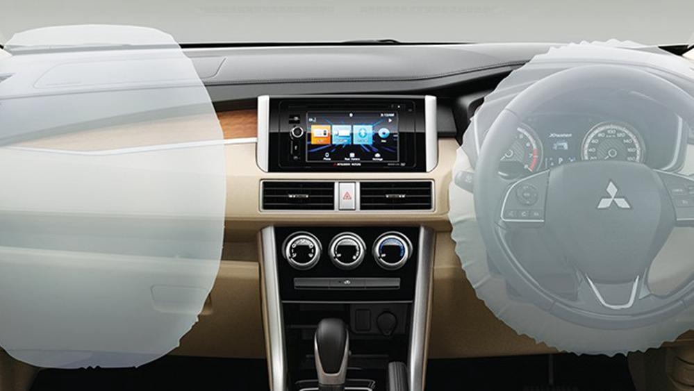 Mitsubishi Xpander 2019 Interior 008
