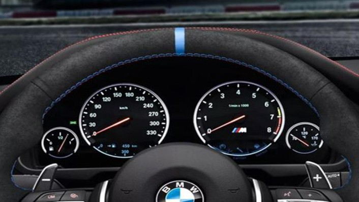 BMW X5 M 2019 Interior 003