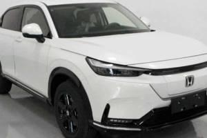 Honda HR-V di Cina Ganti Nama Jadi Nama Motor, Hadir Sebagai Mobil Full Elektrik
