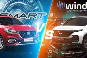 Bisa Bahasa Indonesia, Fitur Voice Command WIND di Wuling Almaz RS Tetap Ungguli Smart Command MG HS i-SMART