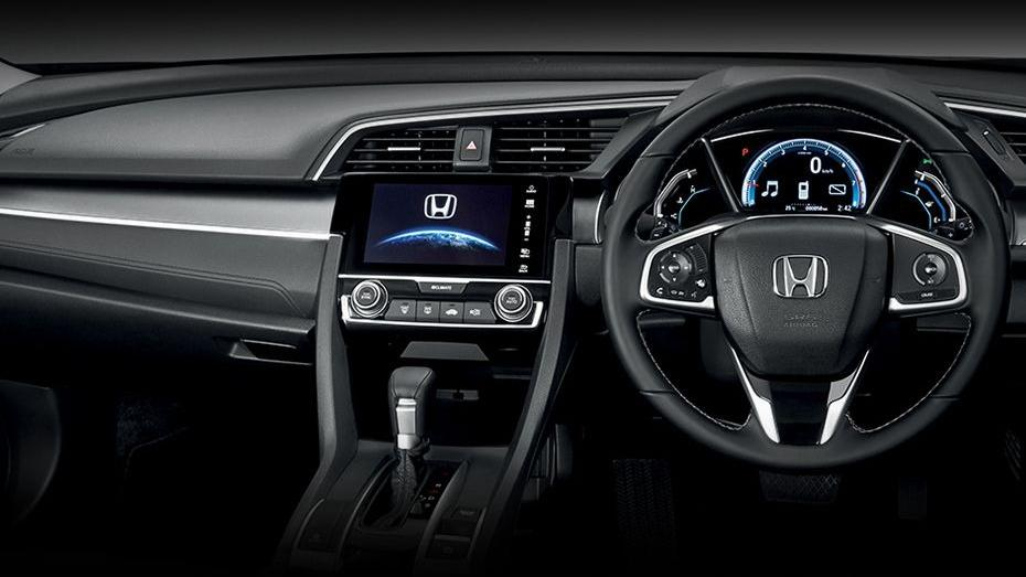 Honda Civic 2019 Interior 056