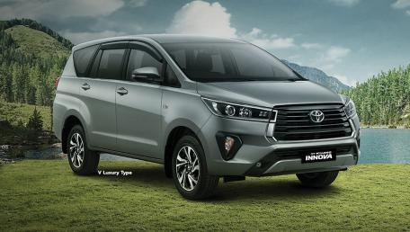 2020 Toyota Kijang Innova 2.0 V Luxury A/T Daftar Harga, Gambar, Spesifikasi, Promo, FAQ, Review & Berita di Indonesia | Autofun
