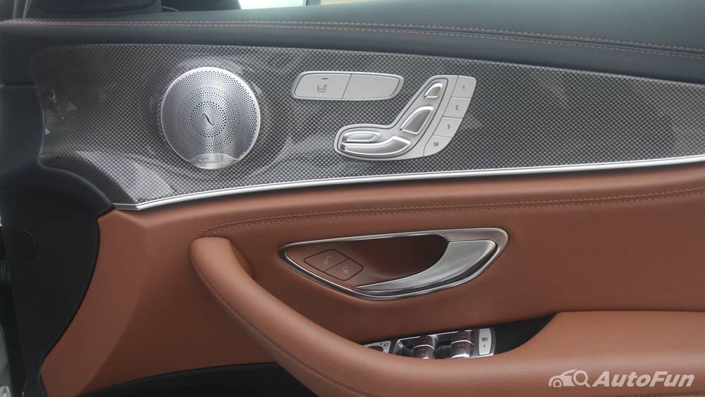 Mercedes-Benz E-Class 2019 Interior 095
