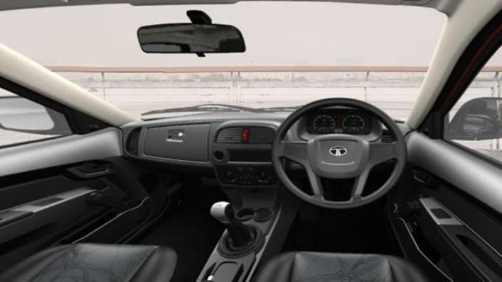 Tata Xenon 2019 Interior 001