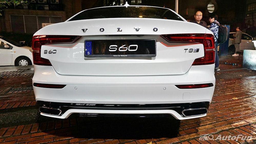 Volvo S60 2019 Exterior 007