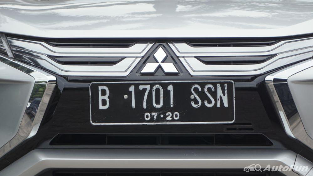 Mitsubishi Xpander Ultimate A/T Exterior 010