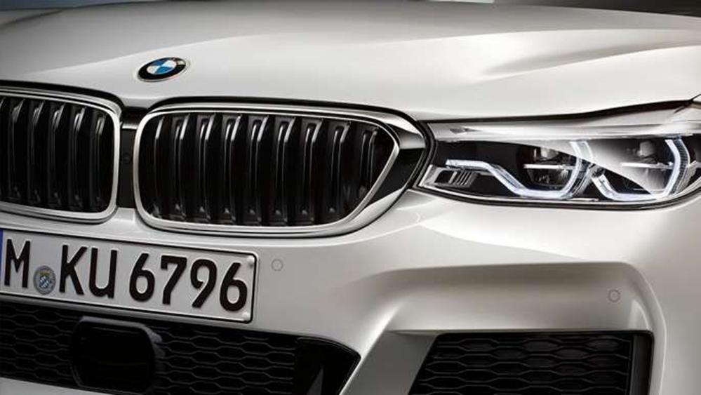 BMW 6 Series Gran Turismo 2019 Exterior 007