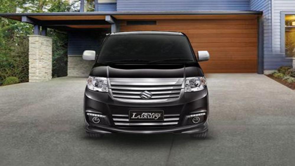 Suzuki APV Luxury 2019 Exterior 002