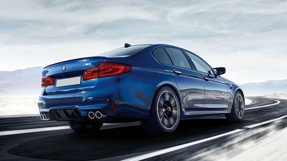 BMW M5 2019 Exterior 005