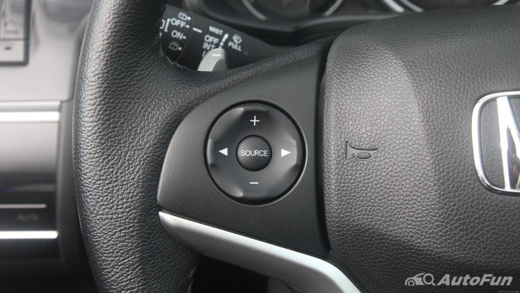 Honda Jazz 2019 Interior 037