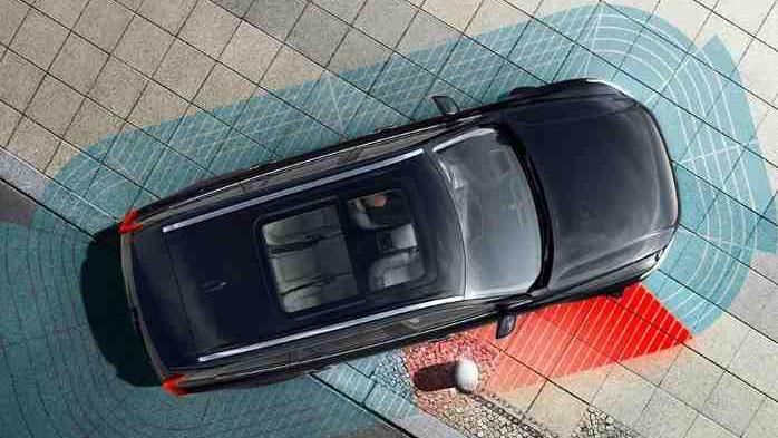 Volvo XC90 2019 Exterior 016