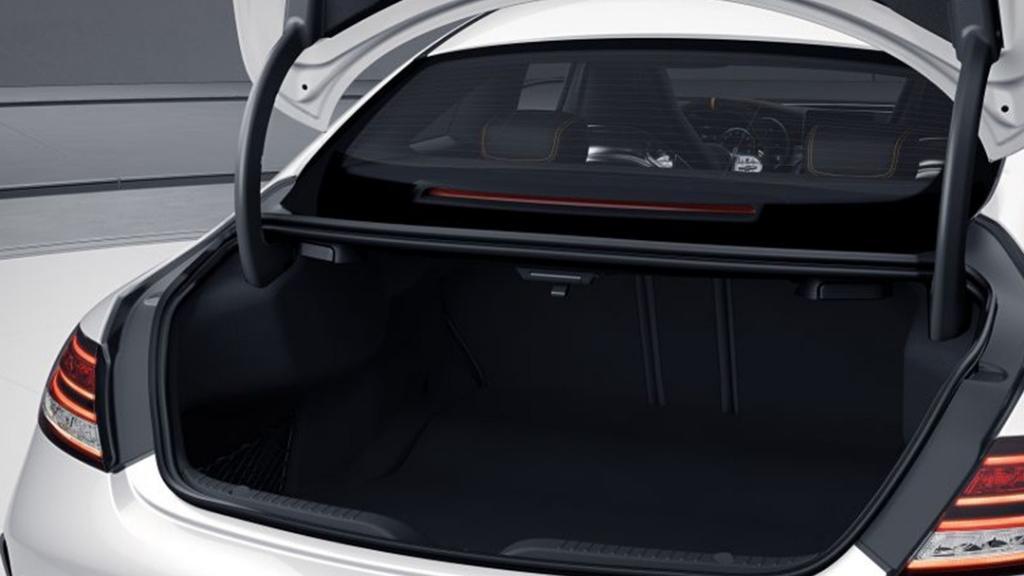 Mercedes-Benz C-Class Coupe 2019 Interior 008