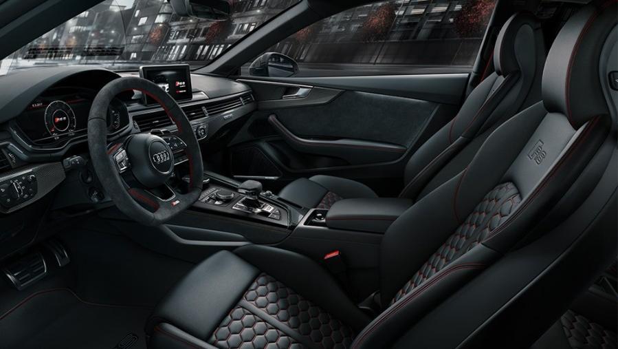 Audi Rs5 2019 Interior 001