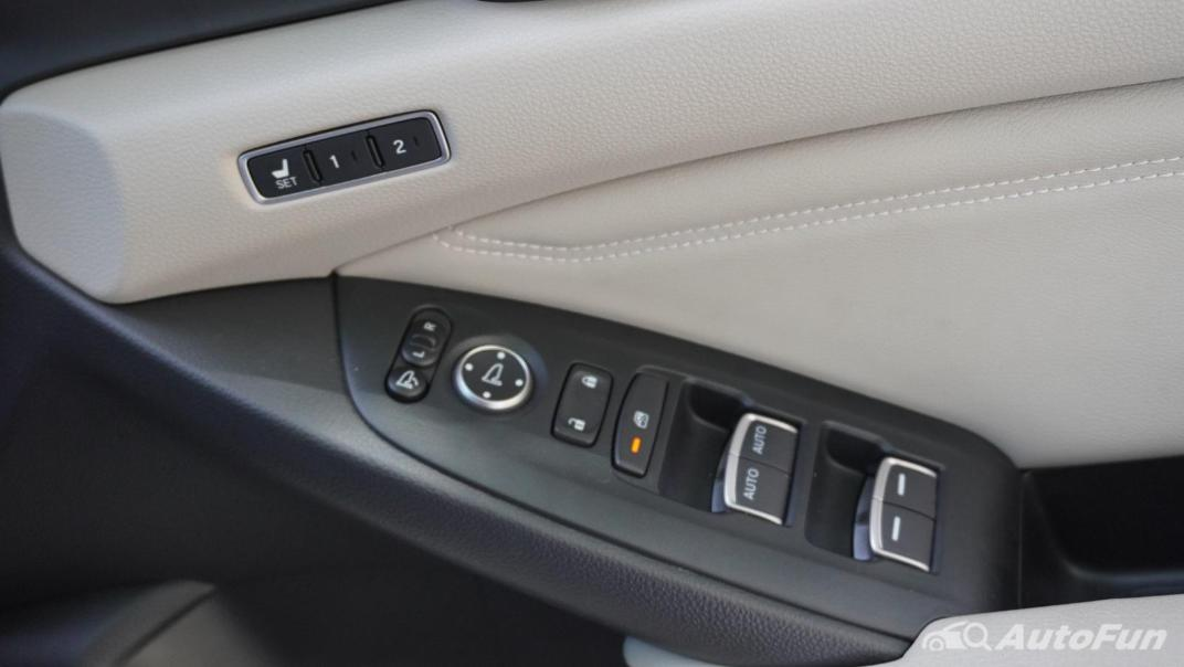 2021 Honda Accord 1.5L Interior 038
