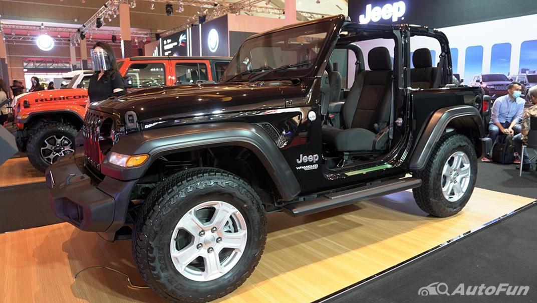 2021 Jeep Wrangler Exterior 001