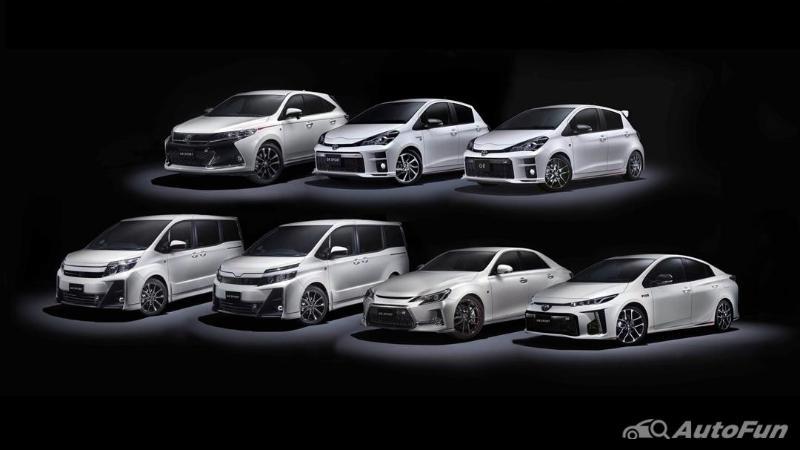 Mulai Agustus, Toyota Telah Siapkan Varian GR Sport Untuk Gantikan TRD S, Model Apa Saja? 02