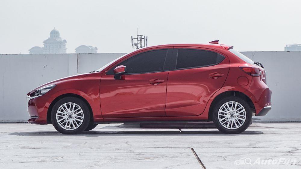 Mazda 2 GT AT Exterior 008