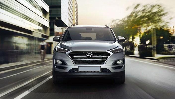 Hyundai Tucson 2019 Exterior 002