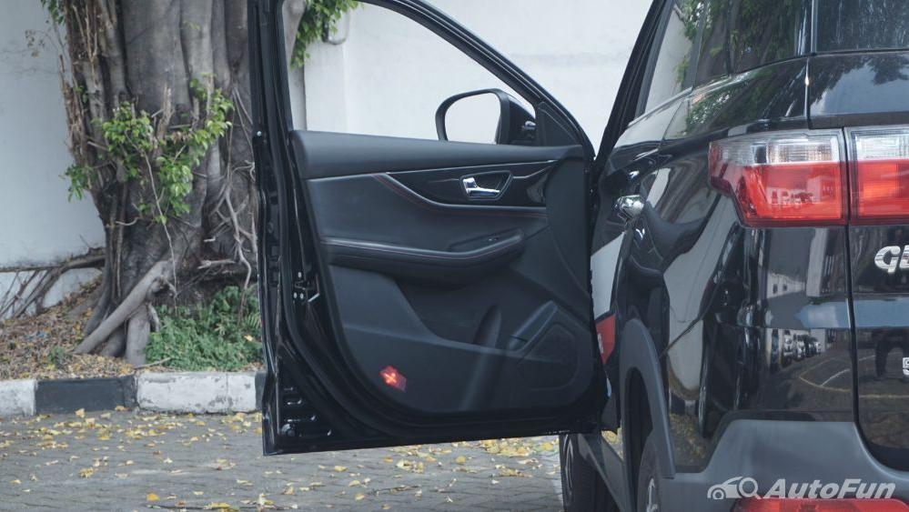 DFSK Glory 560 1.5L Turbo CVT L-Type Interior 033