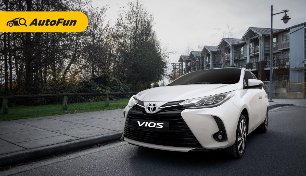 Niat Beli Toyota New Vios 2021? Siapkan Dulu Biaya Perawatannya! 01