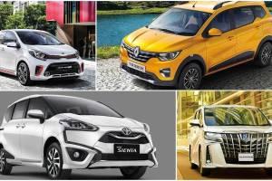 7 Mobil Ini Tidak Laku di Indonesia Selama 2021, Padahal Namanya Sangat Populer