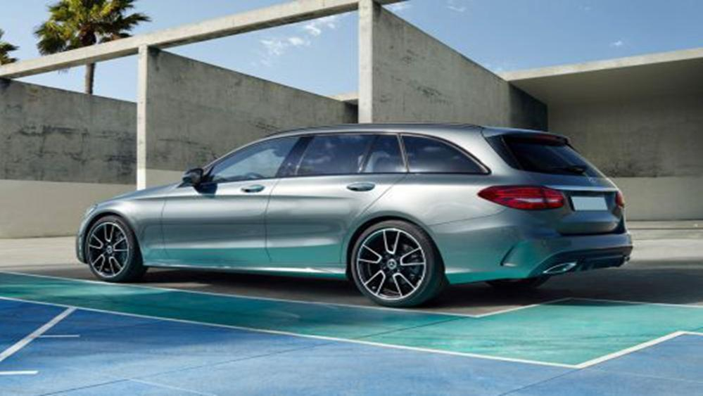 Mercedes-Benz C-Class Estate 2019 Exterior 002