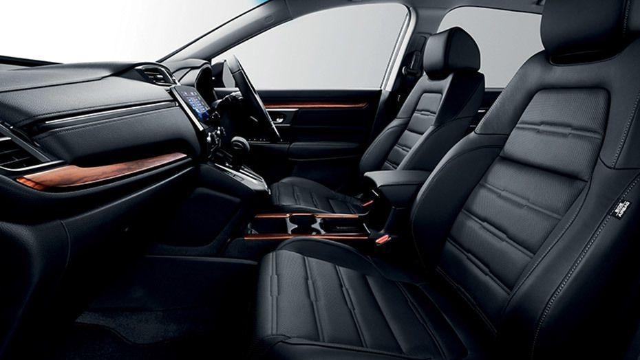 Honda CRV 2019 Interior 009