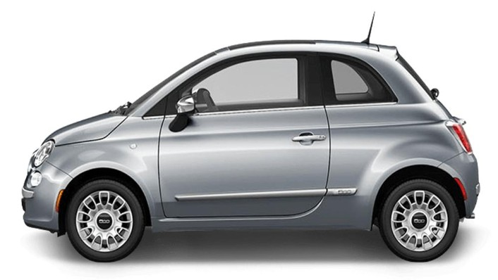 Fiat 500 2019 Exterior 010