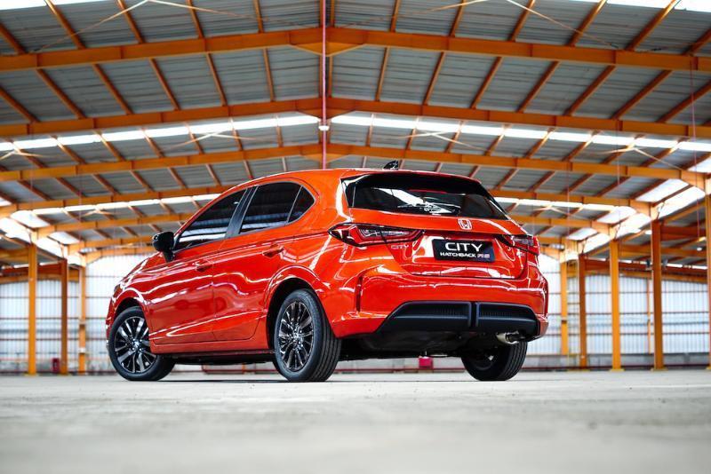 Harga Honda City Hatchback 2021 Tak Sampai Rp300 Juta, Ikut Dapat Diskon PPnBM 02