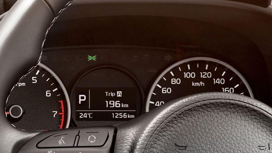 Kia Picanto 2019 Interior 003