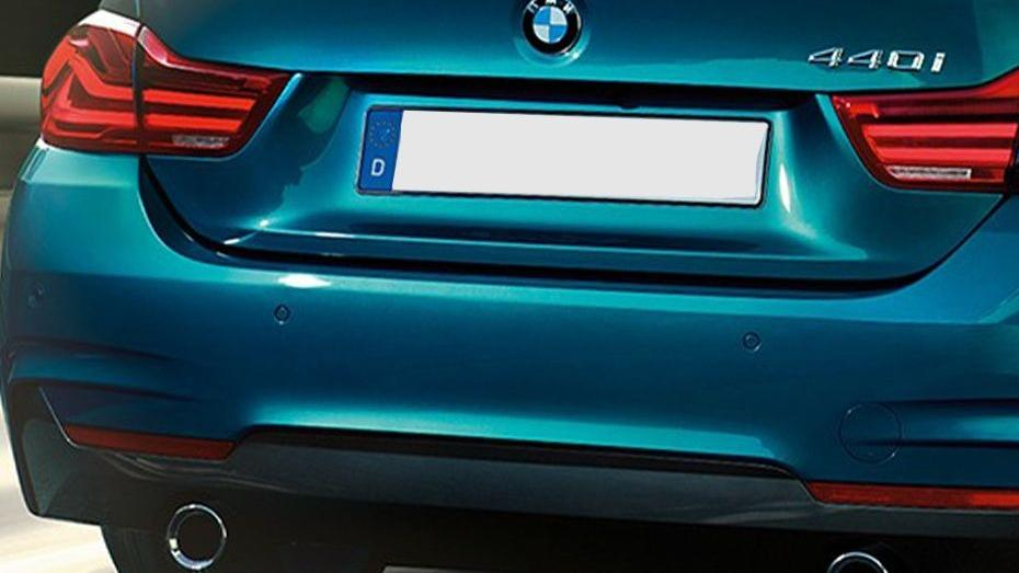 BMW 4 Series Coupe 2019 Exterior 011