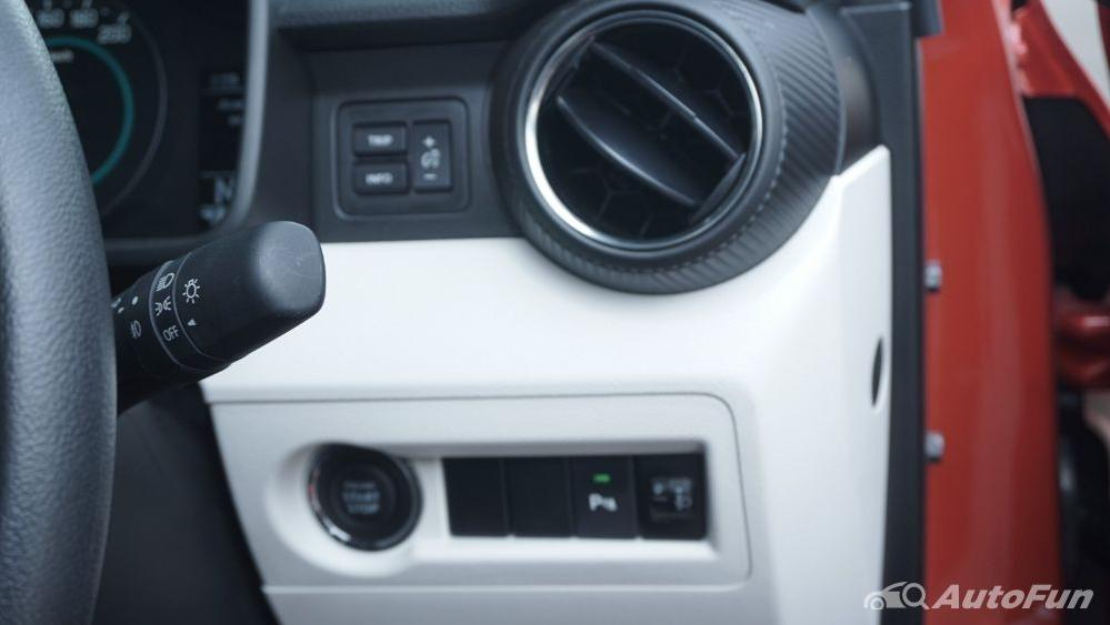 Suzuki Ignis GX AGS Interior 021