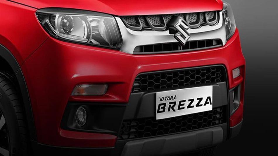 Suzuki Vitara Brezza 2019 Exterior 011
