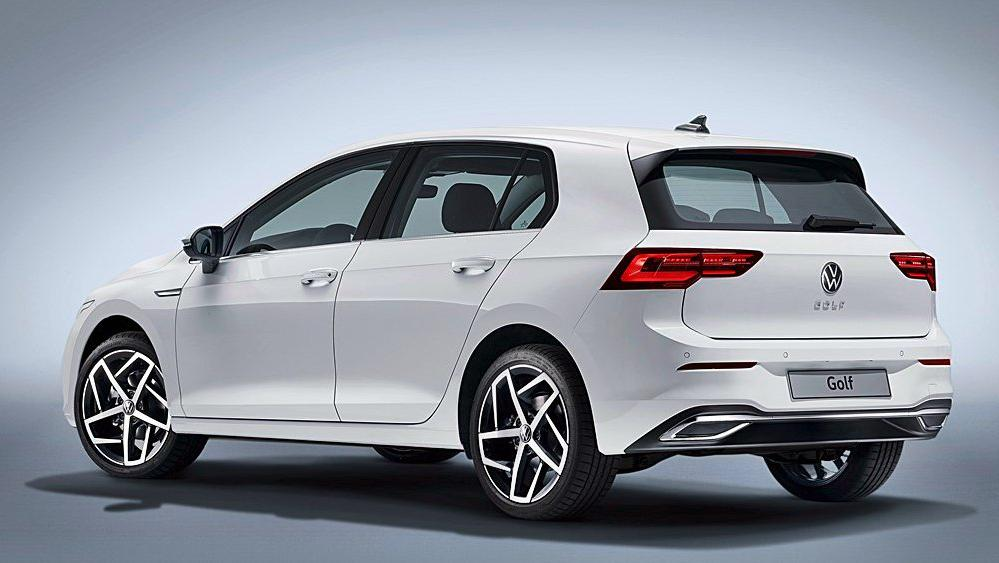 Volkswagen Golf 2019 Exterior 030