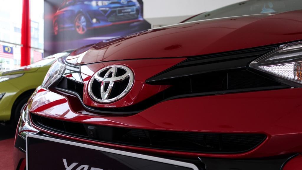 Toyota Yaris 2019 Exterior 042