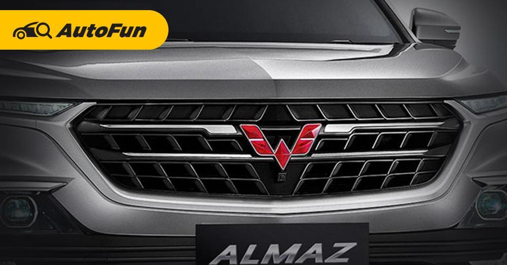 Pesona Fitur Wuling Almaz Demi Rebut pasar SUV 01