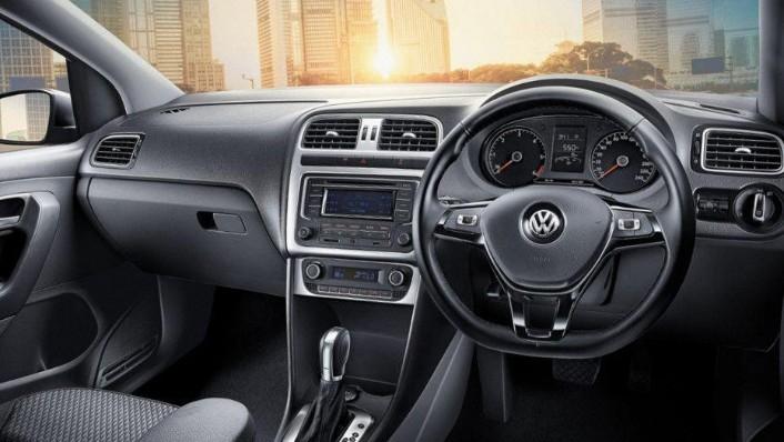 Volkswagen Polo 2019 Interior 001