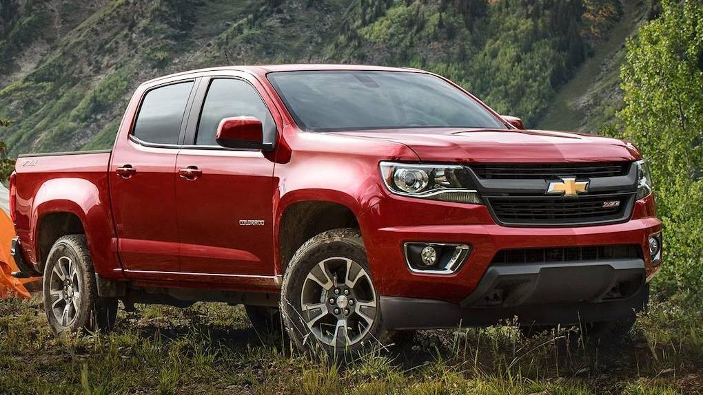 Chevrolet Colorado 2019 Exterior 008