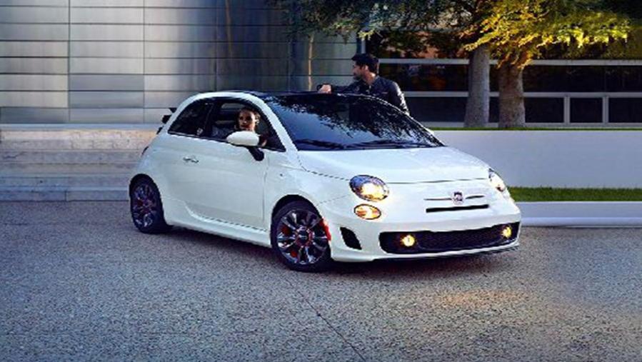 Fiat 500 2019 Exterior 003