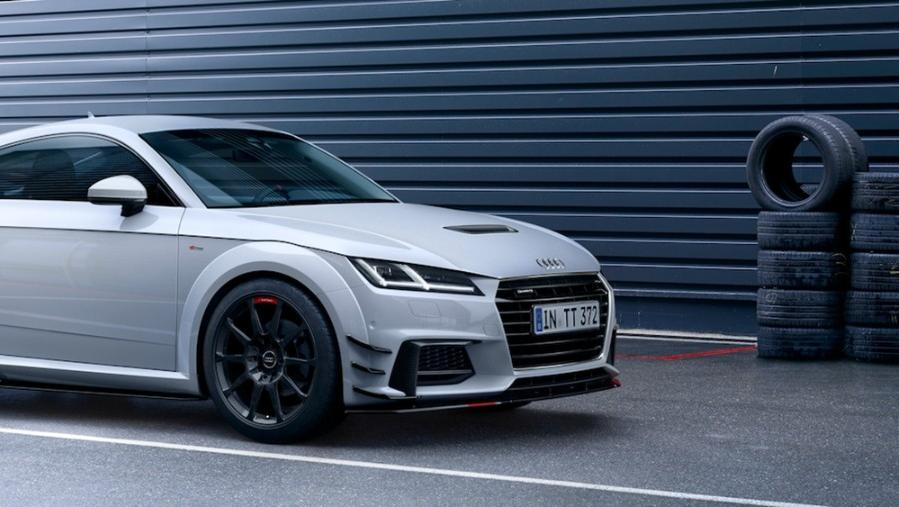 Audi TT Coupe 2019 Exterior 007