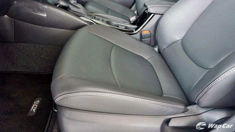 Toyota Corolla Altis 2019 Interior 081