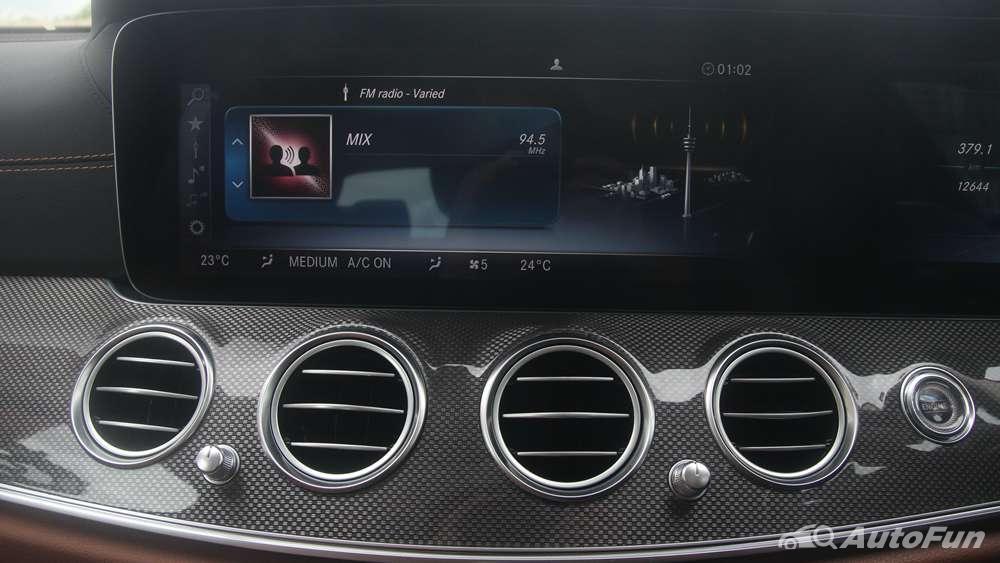 Mercedes-Benz E-Class 2019 Interior 081