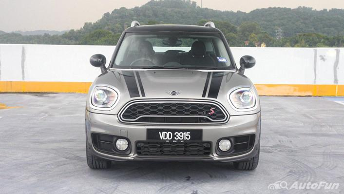 MINI Countryman Copper S Exterior 003