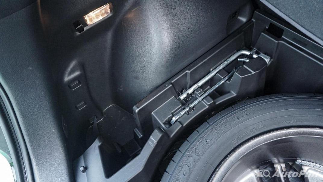Mitsubishi Eclipse Cross 1.5L Interior 104