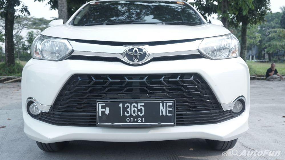 Toyota Avanza Veloz 1.3 MT Exterior 014