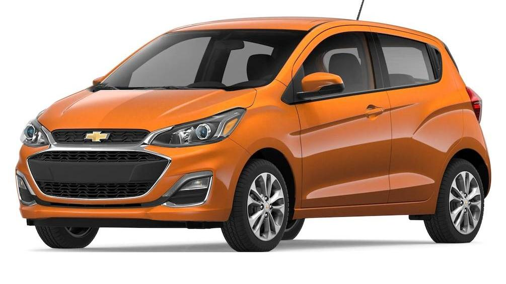 Chevrolet Spark 2019 Others 009