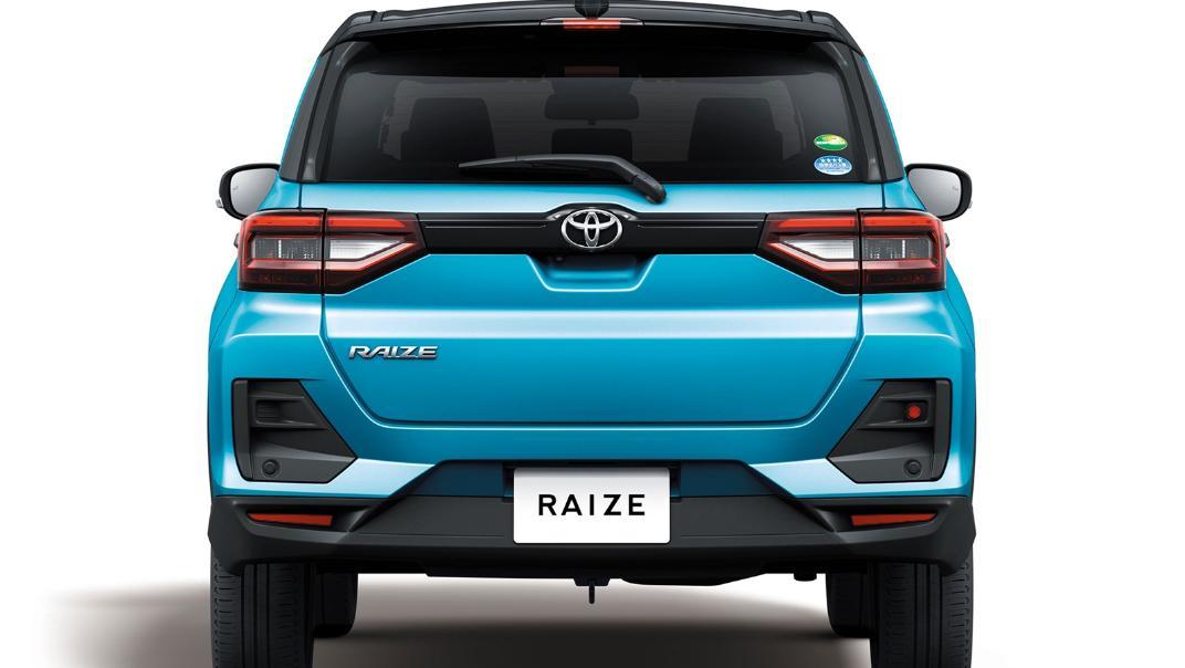 2021 Toyota Raize Exterior 070